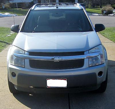 2005 Chevrolet Equinox LT AWD 2005 CHEVROLET EQUINOX LT AWD 3.4L V6 OHV 12V SFI