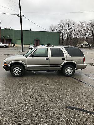 Chevrolet Blazer Cars For Sale In Ohio