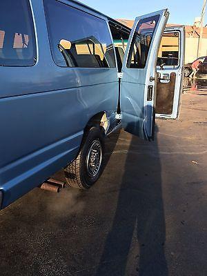 1994 Ford E-Series Van Club Wagon Ford E-350 14 Passenger Van 46K Mls 1 Owner Solid Clean Affordable BIN $6990 OBO