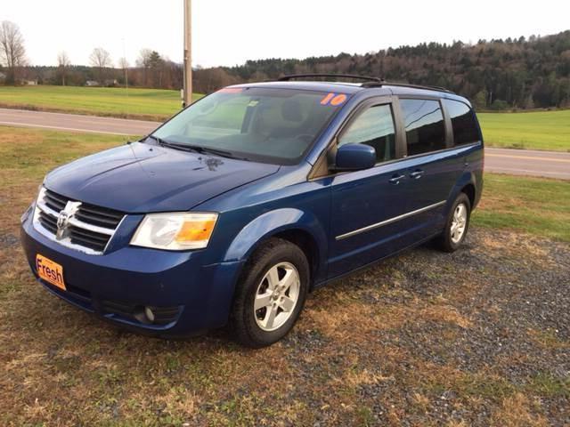 2010 Dodge Grand Caravan SXT 4dr Mini Van