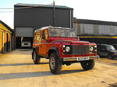 1980 Land Rover Defender Station wagon Land Rover Defender 90 fully refurbished ready to go 1984
