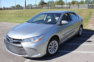 2015 Toyota Camry LE 2015 Toyota Camry LE 2.5l