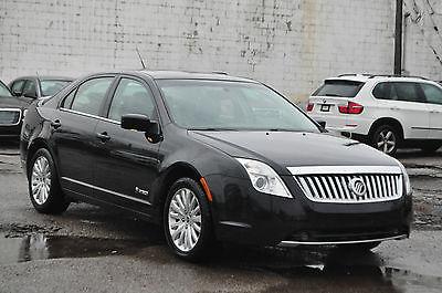 2010 Mercury Milan Hybrid Sedan 4-Door Only 92K Hybrid Navigation Camera