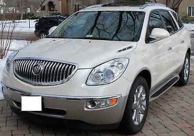 2008 Buick Enclave 2008 buick enclave cxl 3.6 l v 6