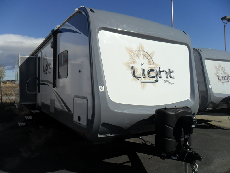 Highland Ridge Rv The Light Travel Trailers LT308BHS
