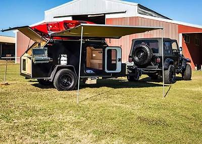 Extreme Tears Off Road Teardrop Trailer XTR Limited