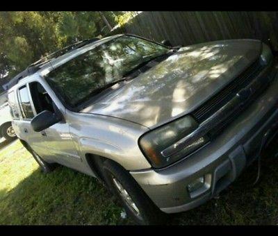 2003 Chevrolet Trailblazer 2003 Chevy TrailBlazer Ext