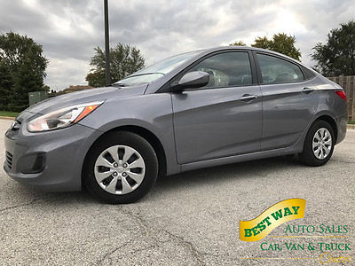 2016 Hyundai Accent SE Auto Tilt Steering  Keyless Entry  Savings $1,5 2016 Hyundai Accent SE Auto Tilt Steering Power Mirrors Keyless Entry Wholesale