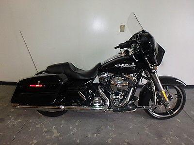 2014 Harley-Davidson Touring  2014 HARLEY DAVIDSON FLHXS STREET GLIDE SPECIAL UM40777 JB