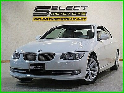 2013 BMW 3-Series i 2013 BMW 328I CONVERTIBLE