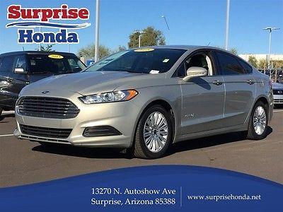 2015 Ford Fusion SE 2015 Ford Fusion Hybrid