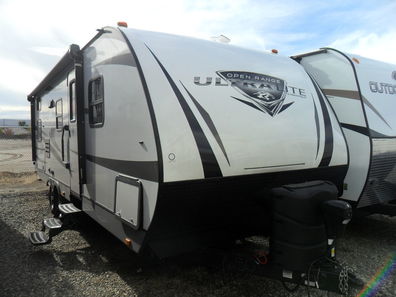 Highland Ridge Rv OPEN RANGE ULTRA LITE Ultra Lite UT2504B