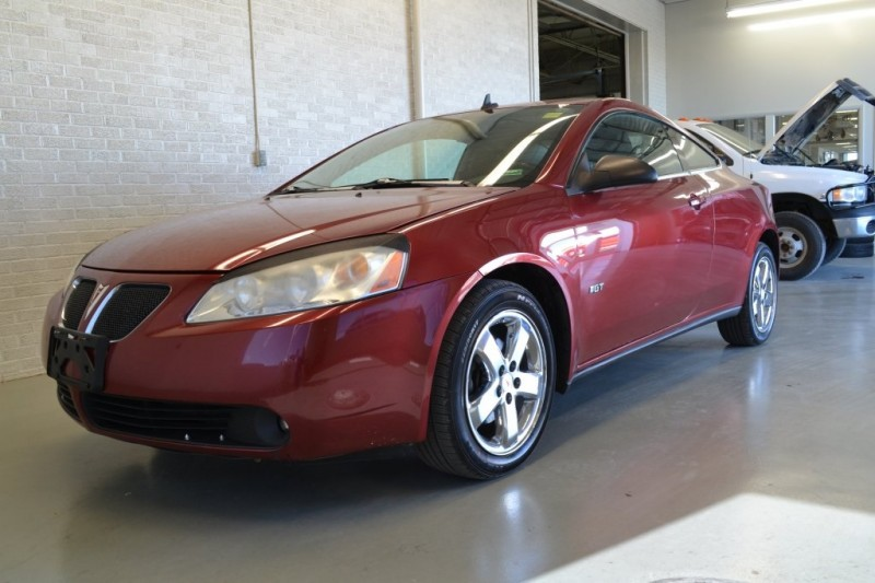 2008 Pontiac G6 Gt Cars For Sale