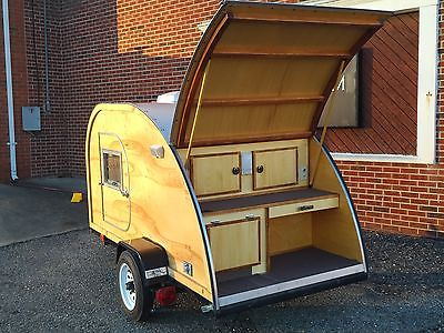 2007 Big Woody Teardrop Camper! Hard to Beat! Garage kept! Excellent Condition!