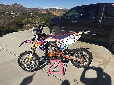 2015 KTM 85 SXS 14/17   KTM 85 SXS 2015 SMALL WHEEL LOW HOURS VERY WELL LOOKED AFTER KX 85 YZ 85 RM 85