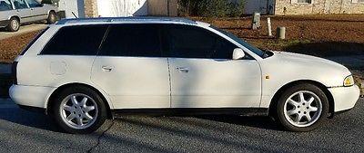 1998 Audi A4 1998 Audi A4 quatro 2.8L