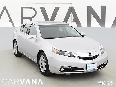 2013 Acura TL TL w/Tech ILVER 2013 TL with 33814 Miles for sale at Carvana