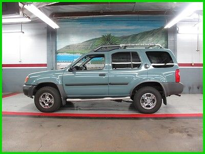2001 Nissan Xterra XE Please scroll down and look at all Detailed Pics and Carfax Report