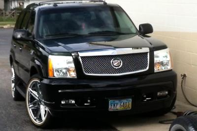 2003 Cadillac Escalade 03 cadillac escalade