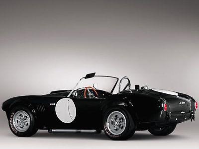 1962 Shelby COBRA 1962 SHELBY COBRA CSX2032--LANCE REVENTLOW-1 OF 73-DOCUMENTS-RACE HISTORY