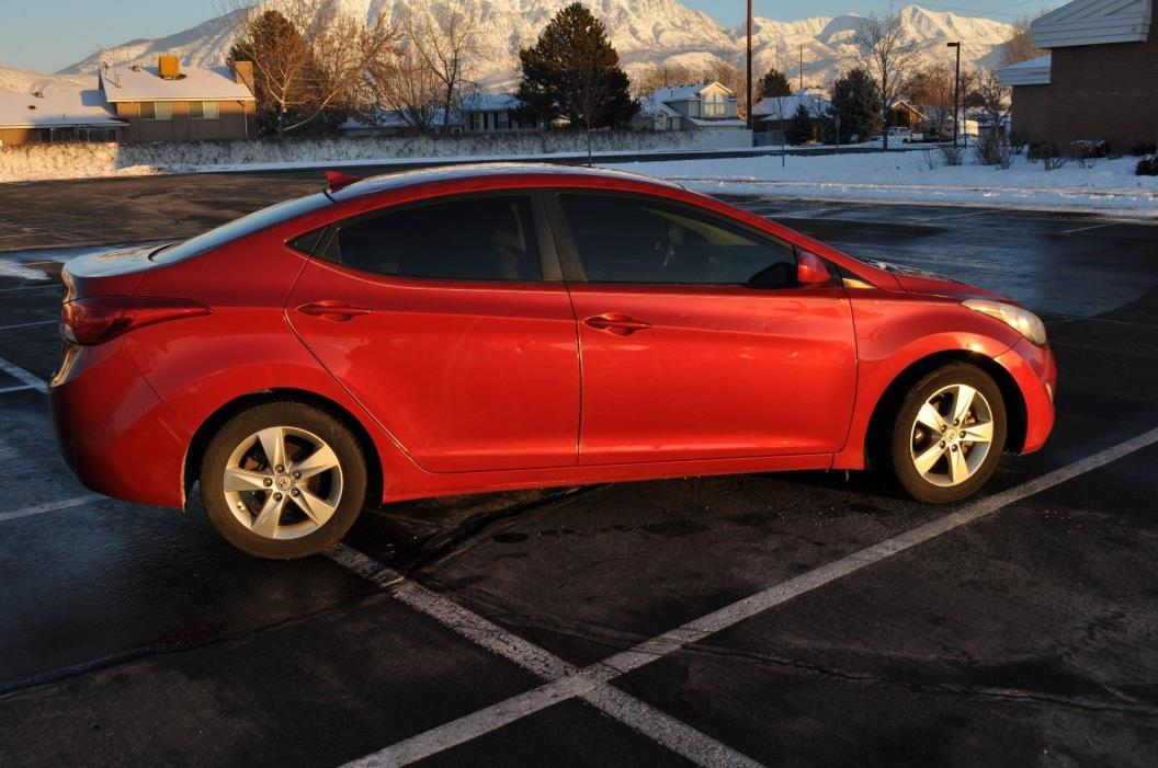 2013 Hyundai Elantra GL *** LOW LOW PRICE *** MOTIVATED SELLER *** CLEAN TITLE *** GREAT FUEL ECON