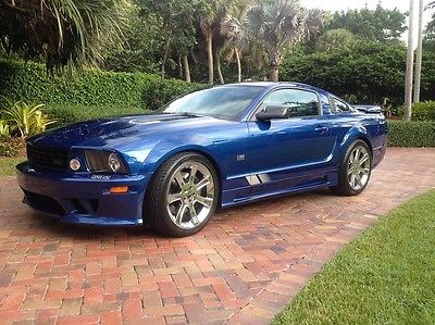 2006 Ford Mustang 2006 Saleen S281 Supercharged
