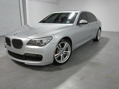 2014 BMW 7-Series 4dr Sdn 750Li RWD 750Li MSport RWD NAV 63K