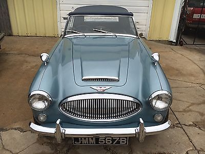 1964 Austin Healey Other 1964 Austin-Healey 3000 Mk III BJ8 2+2