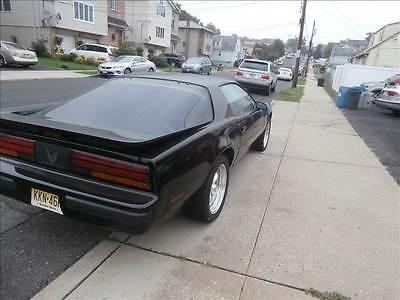 1988 Pontiac Firebird  Auto