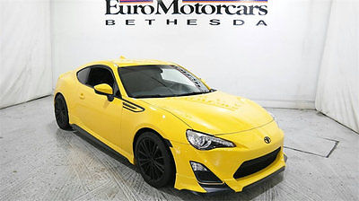 2015 Scion FR-S 2dr Coupe Manual Release Series 1.0 toyota scion 86 fr-s fr s brz 13 14 15 6sp 6 speed manual yellow best deal used