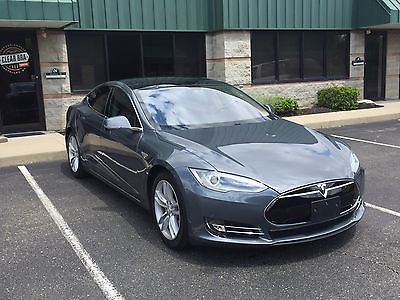 2013 Tesla Model S P85 Performance 2013 Tesla Model S P85 Performance &Tech + Panoramic Roof +XPEL +Passport 9500ci