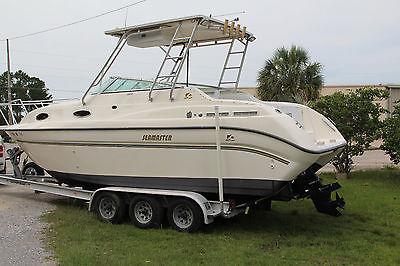 2000 Seamaster sportfish cruiser