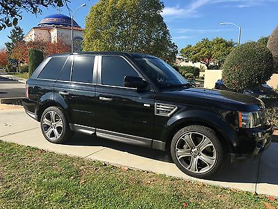 2011 Land Rover Range Rover Sport Sport Land Rover Sport Supercharged 2011. Excellent condition.