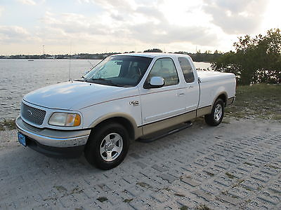 1999 Ford F-150 F150 1999 Ford F150 Lariat ext cab. Loaded, 1 owner truck, excellent inside and out