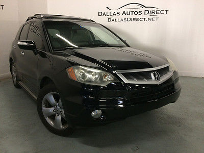 2008 Acura RDX Base Sport Utility 4-Door 2008 Acura Tech Pkg