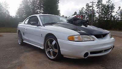 1994 Ford Mustang Cobra/Shelby 1994 Ford Mustang Cobra Shelby Supercharged
