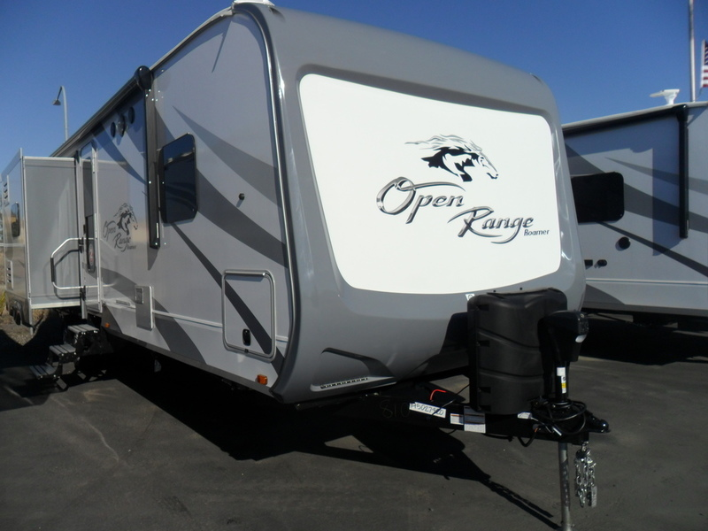 Highland Ridge Rv Roamer Travel Trailers RT310BHS