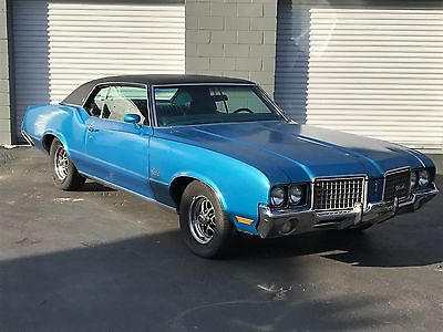 1972 Oldsmobile Cutlass  1972 oldsmobile cutlass