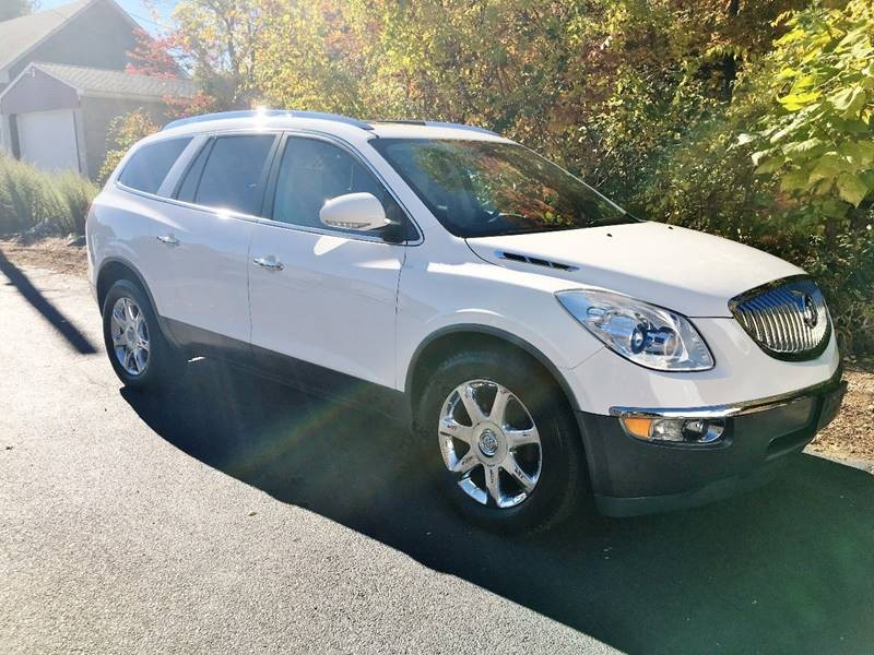2010 Buick Enclave CXL AWD 4dr SUV w/1XL