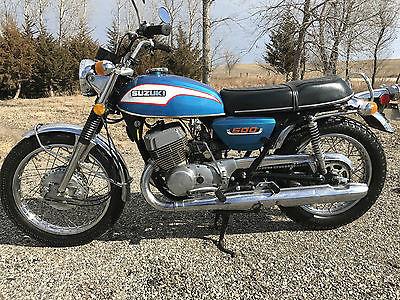 Speedo Cable For Suzuki T 500 J /'Titan/' 1972 500 CC