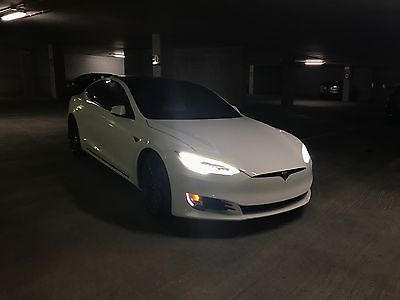 2016 Tesla Model S Matte Obeche 2016 Tesla Model S 90D (facelift) Private Seller!