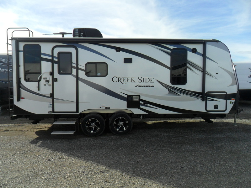 Outdoors Rv Creek Side 20FQ