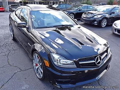 2015 Mercedes-Benz C-Class C 63 AMG Edition 507 C 63 AMG Edition 507 Coupe Automatic
