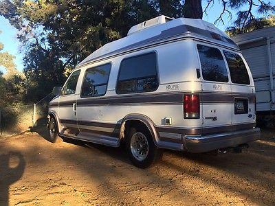 True Class B Van, 0