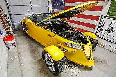 2000 Plymouth Prowler Base Convertible 2-Door 2000 Plymouth Prowler Convertible 3.5L