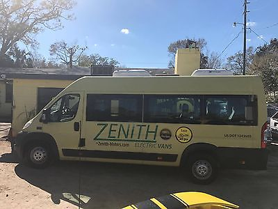 2011 Dodge Other  2011 Fiat Dodge Zenith 100% Electric Passenger Van