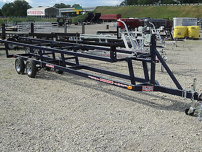 24' CRANK UP PONTOON TRAILER TANDEM AXLE *ON SALE NOW * BEST DEALS @ DR TRAILER