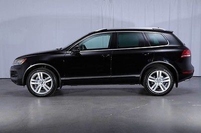 2013 Volkswagen Touareg $60,720 MSRP 4Motion AWD DIESEL TDI Executive Model NAVI PANO Warranty