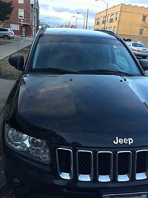 2012 Jeep Compass Latitude 2012 Latitude Used 2.4L I4 CHICAGO AREA