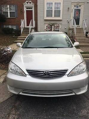 2005 Toyota Camry  2005 TOYOTA CAMRY LE
